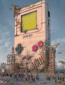 Ancient Technology - Beeple