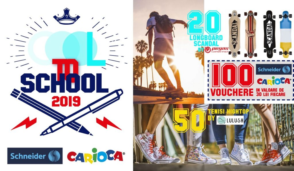Cool To School BTS 2019
