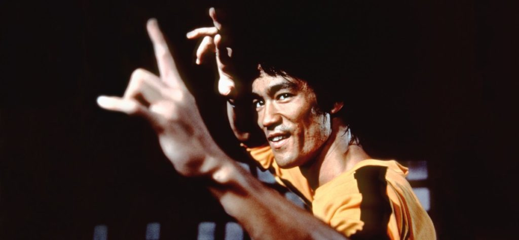 Bruce Lee leadership