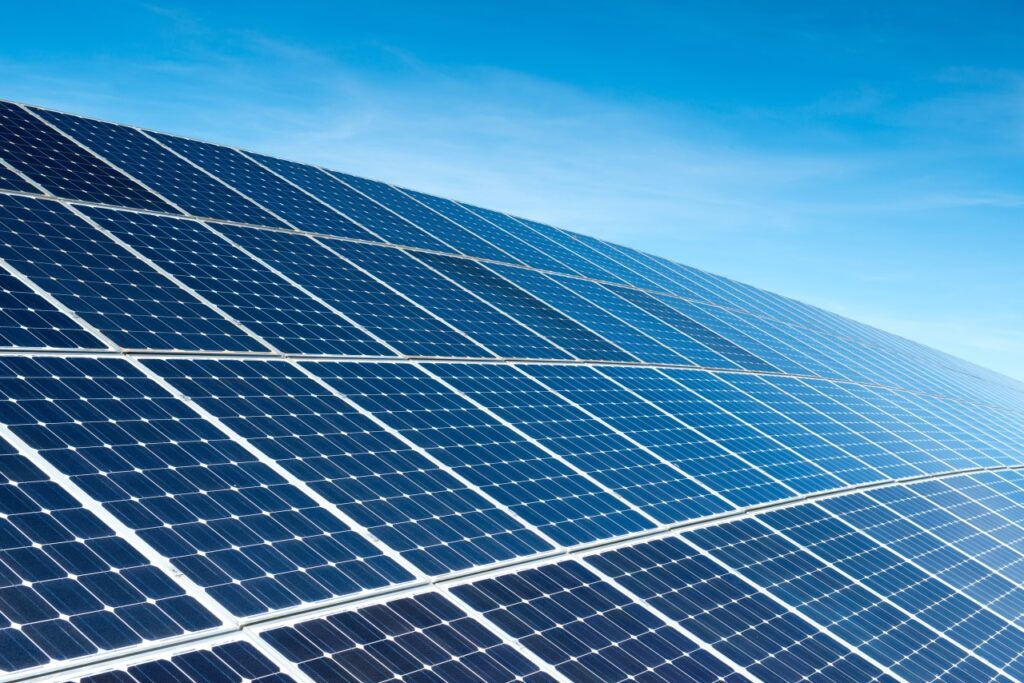 Consum 100% din energie solară