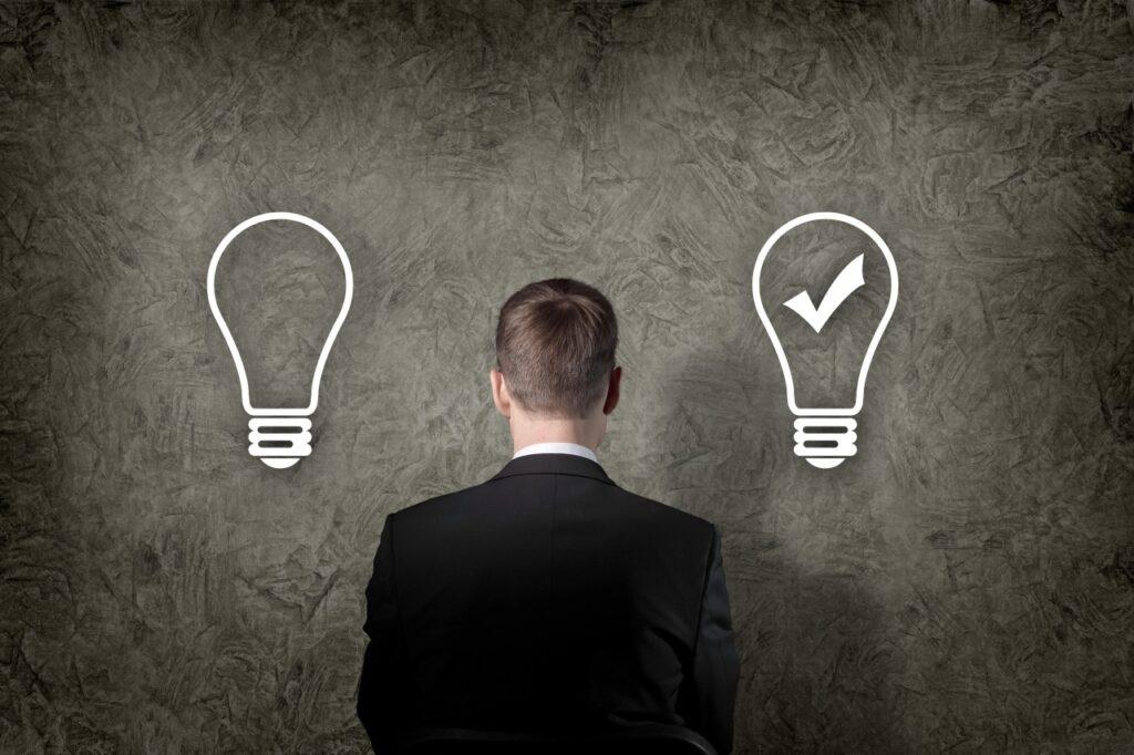 Cum să iei corect decizii dificile?