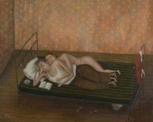 Cuplu în pat, Valentin Gubarev