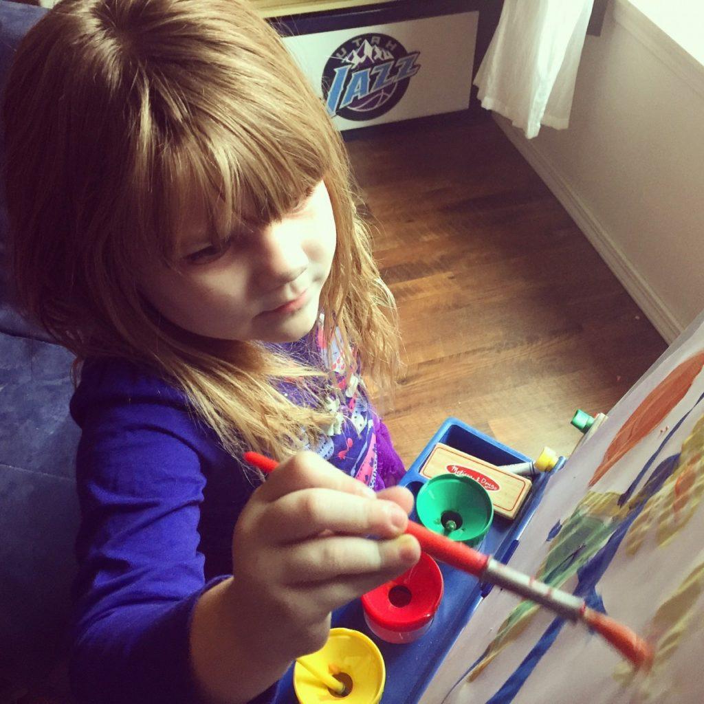 Desenele unui copil