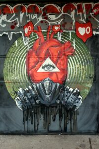 Detox Soul Mask - Street Art Genesis Gallery