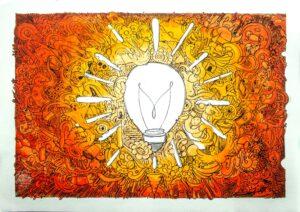 Doodle light de theplant4