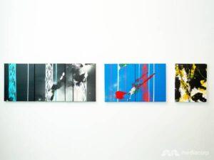 Futura - expoziție în Singapore 1