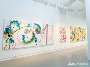 Futura - expoziție în Singapore 2