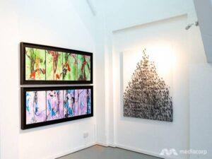 Futura - expoziție în Singapore 6