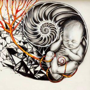 Genesis - Street Art