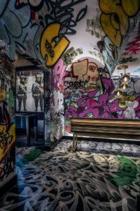 Greene St Kitchen, Las Vegas, Banksy