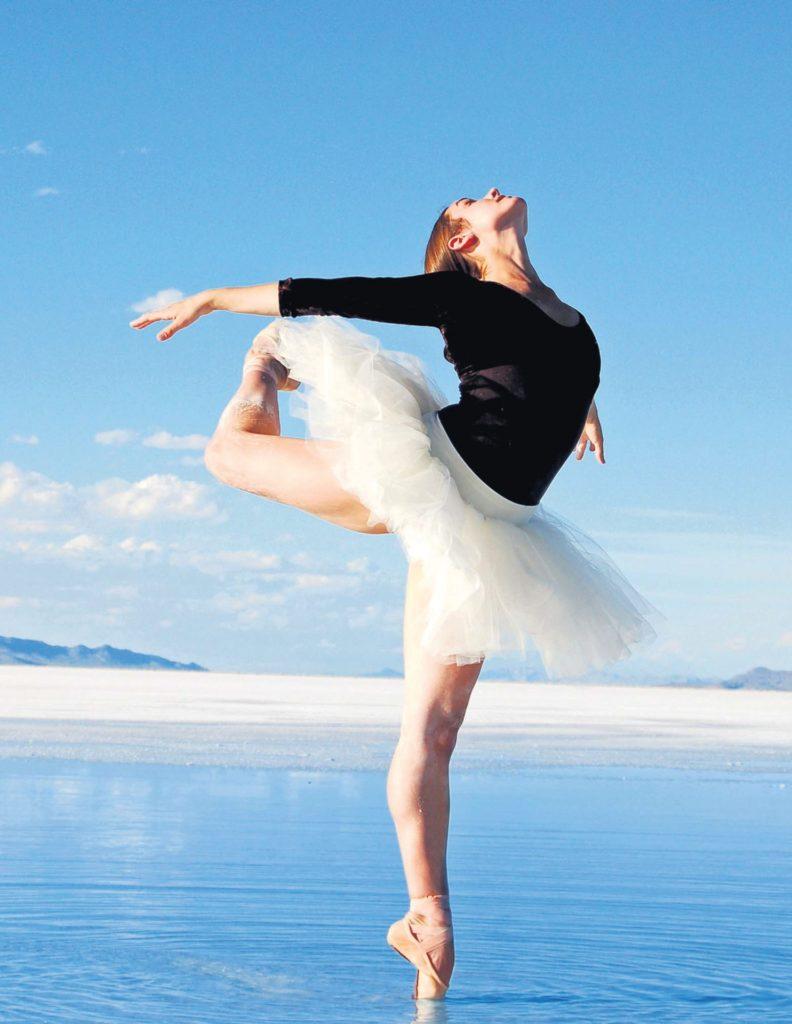 În lumea lor, dansul e totul. Mai puțin o construcție dezechilibrată.
