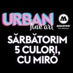 Joan Miró – 5 culori – CONCURS URBAN FINE ART