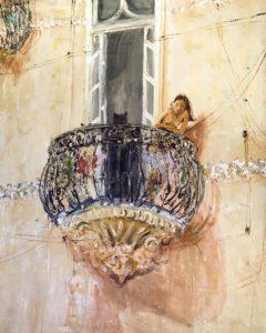 Katarina Janekowa, Povești de dragoste 1
