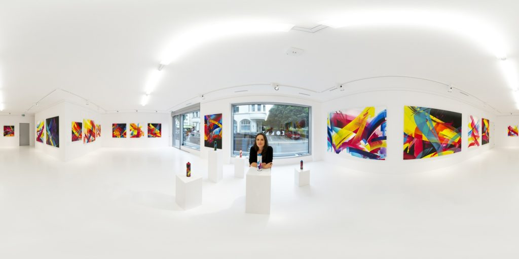 MadC at Kolly Gallery, Reflections show in Zürich 2014