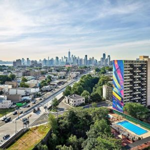 MadC, Mural, Jersey City