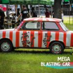 Mega Blasting Car, Revolution