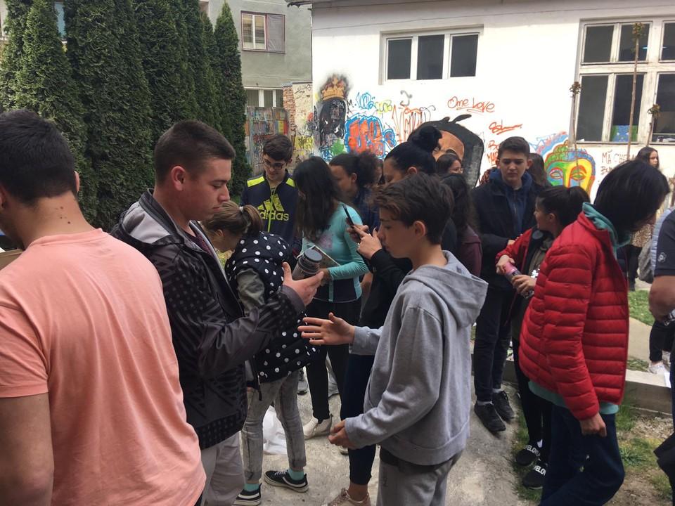 "Molotow România X Liceul de Arte ""Regina Maria"", Alba Iulia 2"