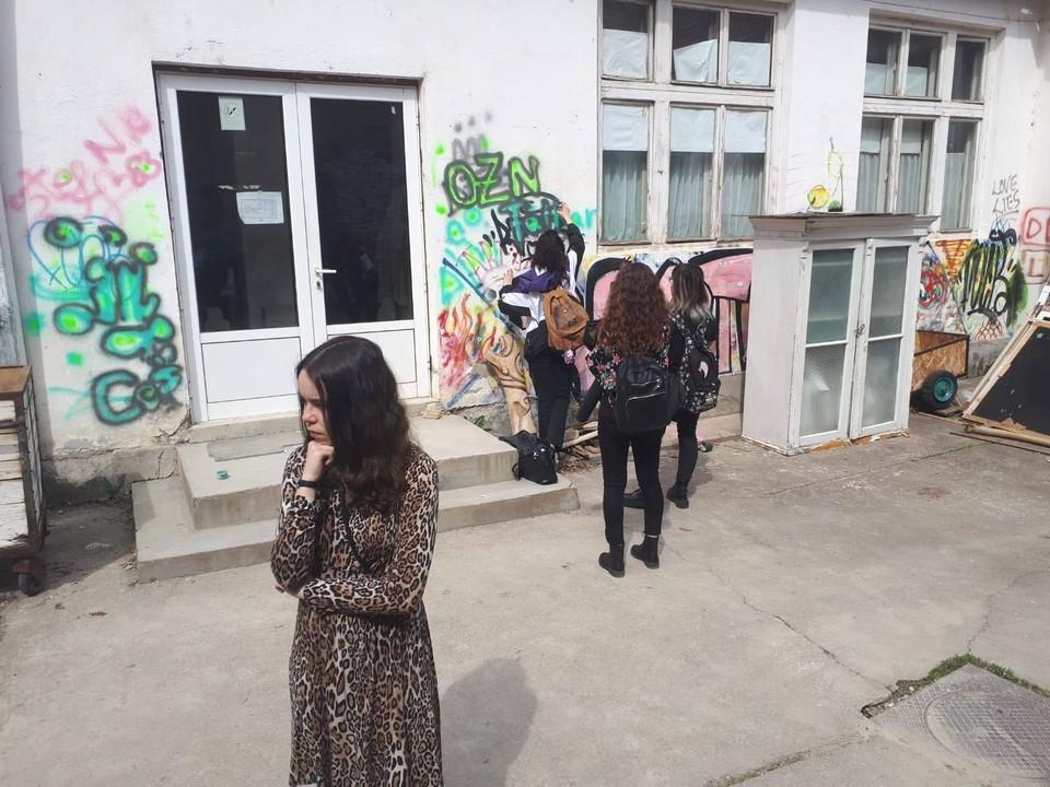 "Molotow România X Liceul de Arte ""Regina Maria"", Alba Iulia 9"