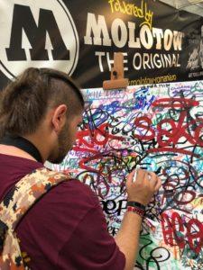 Molotow România X East European Comic Con 2019 - 8