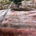 Perete de 10 km, pictat acum 12.600 ani
