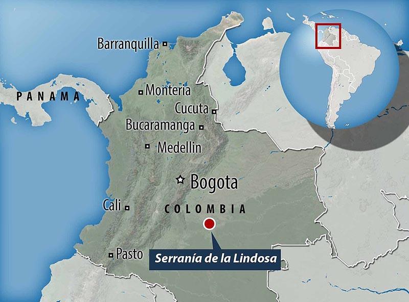 Serrania de la Lindosa