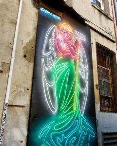 Straker, mural 1